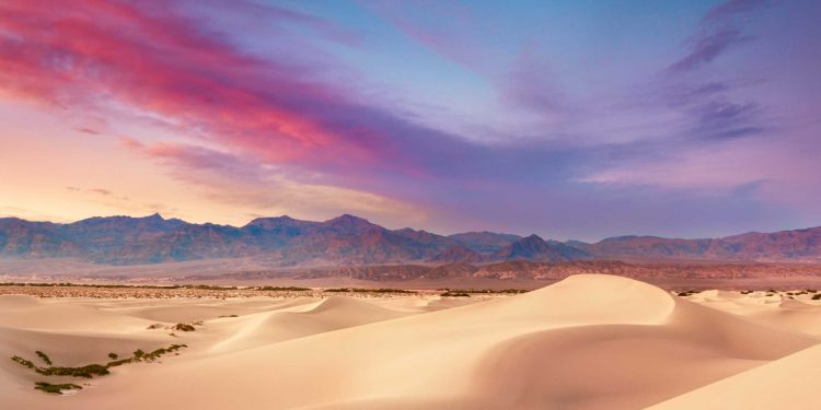 US's Death Valley records highest temperature on Earth after extreme heatwave 1