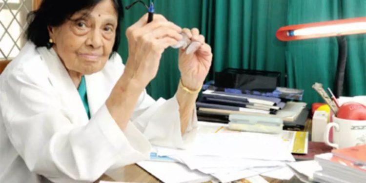 File image of Dr S Padmavati. Image courtesy: Youtube