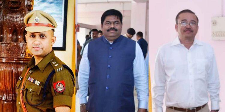 Anand Mishra, Bhaskar Das and Debeshwar Bora