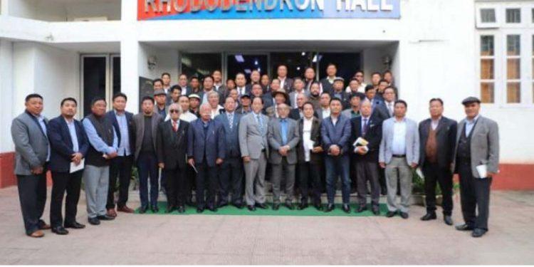 Joint Legislators' Forum on Naga Political Issue