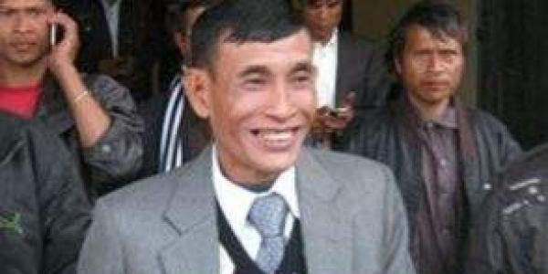 Julius Dorphang