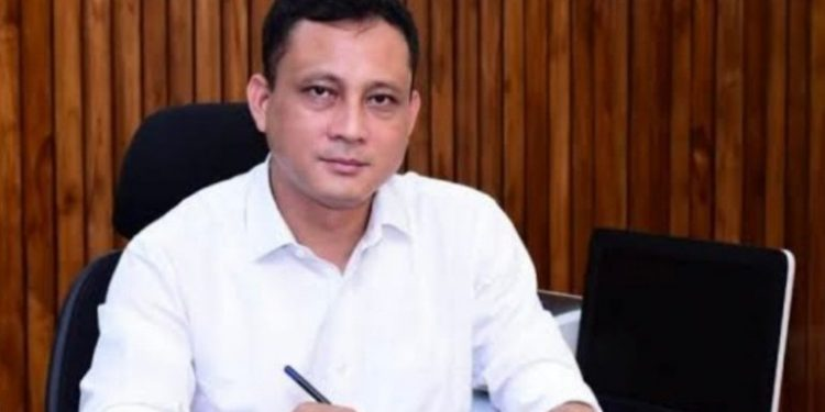 Kamrup (M)  DC Biswajit Pegu.