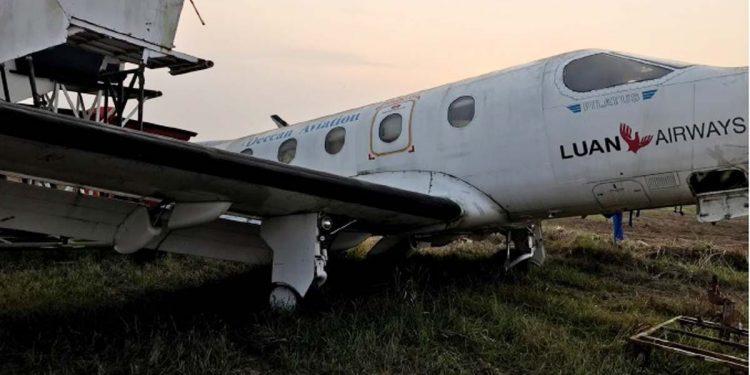 LUAN aircraft