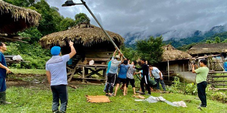 Arunachal: MLA assures road connectivity to remote village 1