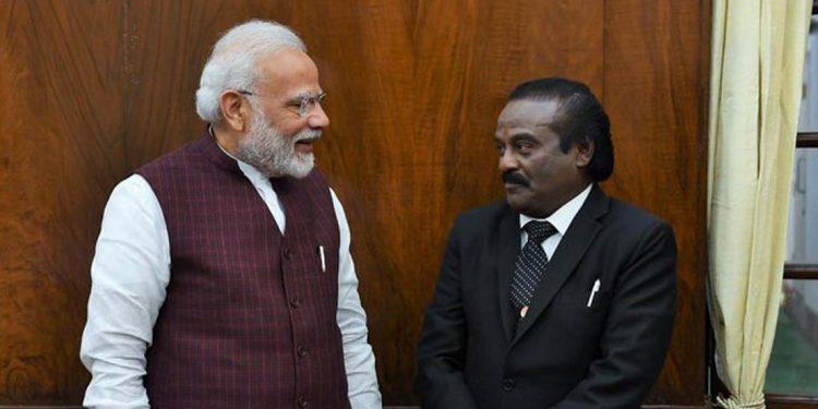Tamil Nadu's Congress MP H Vasanthakumar dies of COVID19 1