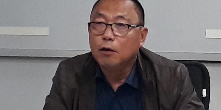 Nagaland health and family welfare minister S Pangnyu Phom.