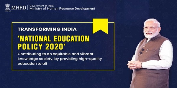 New Education Policy 2020: Multidisciplinary education with an element of choice 1