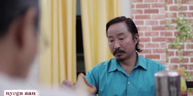 Nyishi film Nyega Aan