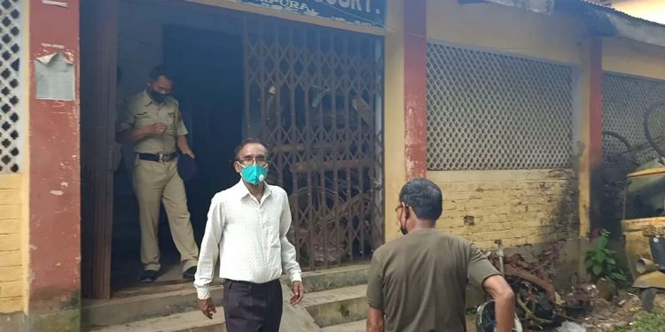 Rapist teacher in Tripura