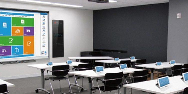 Karnataka smart classrooms