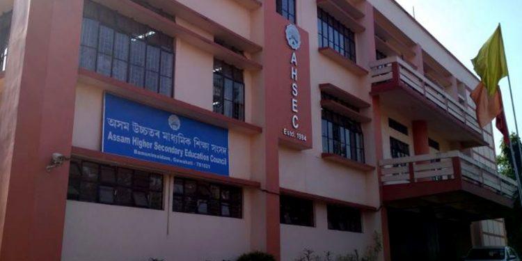 Assam Higher Secondary Education Council (AHSEC)