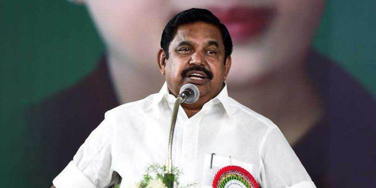 Tamil Nadu Chief Minister Edappadi Palaniswami,