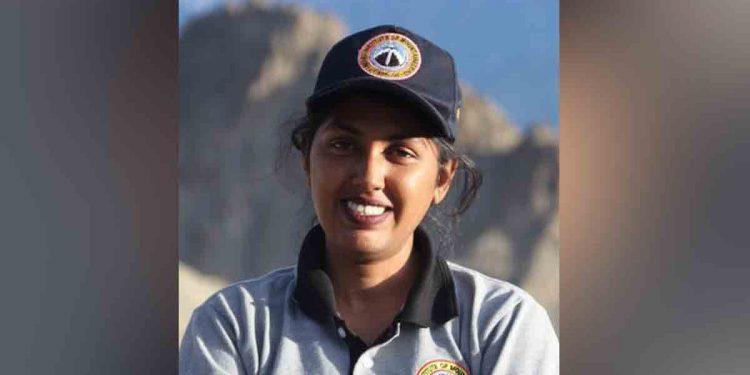 Bangladeshi Mountaineer Reshma Nahar Ratna