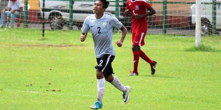 footballer Boris Singh Thangjam tests positive for COVID-19