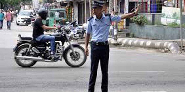 Guwahati Traffic Police