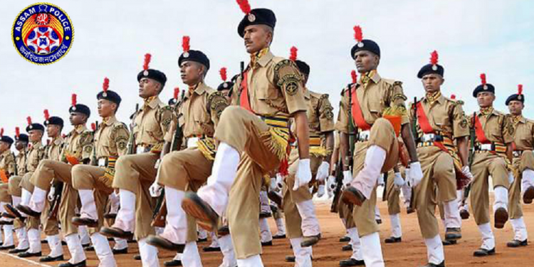 Assam police personnel awarded