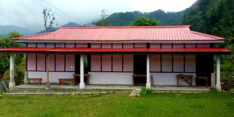 KVIC's training cum production centre in Chullyu village in Arunachal Pradesh