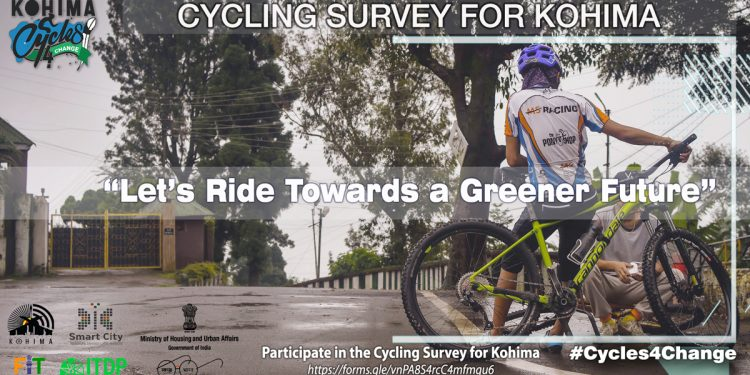 Cycling survey poster
