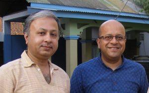 Utpal Borpujari & Subimal Bhattacharjee.