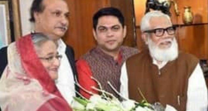 'Pakistani agent' in Bangladesh PMO worries India 1