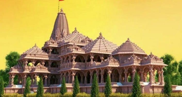 Ayodhya awaits big moment of Ram Mandir 'bhumi pujan' 1