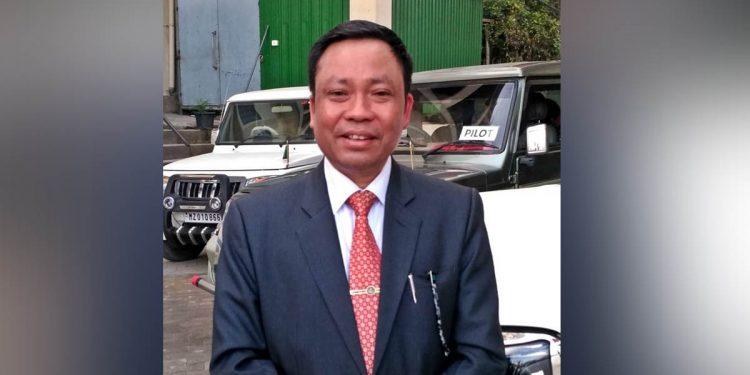 Mizoram's lone BJP legislator Budhha Dhan Chakma