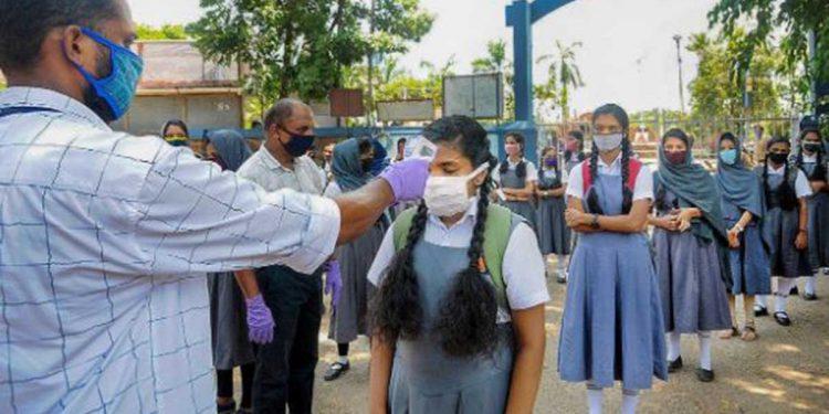 Schools in Assam reopening