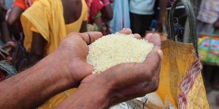 Free ration in Mizoram