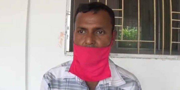 Tripura man Amal Gope who seeks permission for euthanasia. Image: Northeast Now