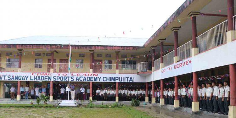 Sangay Lhaden Sports Academy