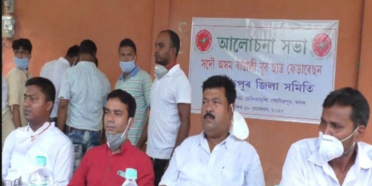 Assam: Bengali Hindu bodies to float a new political party ahead of 2021 Assembly polls 1