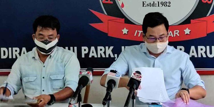 Arunachal BJP spokesperson Mohesh Chai