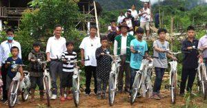 Arunachalee couple donates land for setting up model village 1