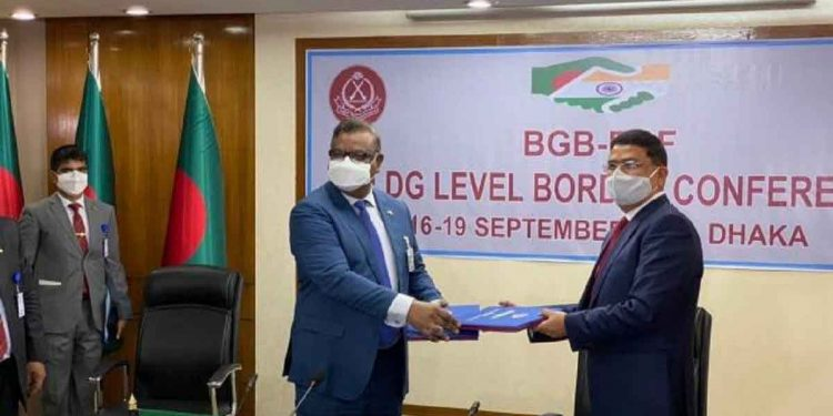 India, Bangladesh to jointly intensify fight against border crime 1