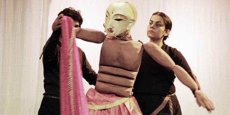 Puppeteer Anurupa Roy