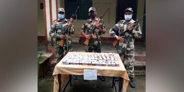 Assam: Three poachers with animal parts held in Baksa 1