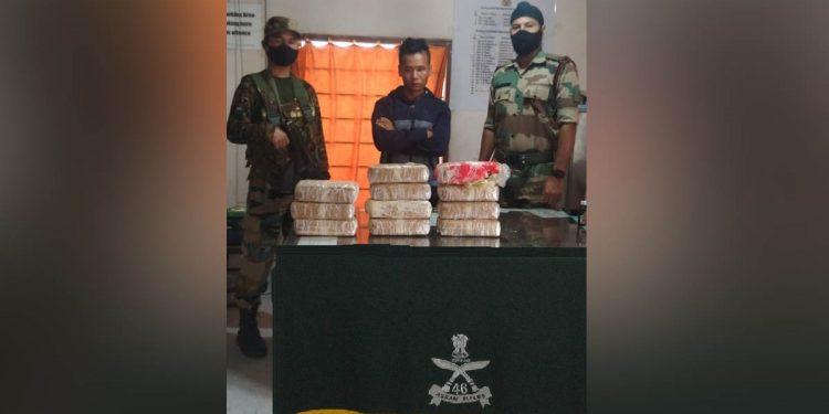 Mizoram: One held with meth tablets worth Rs 3.84 crore 1