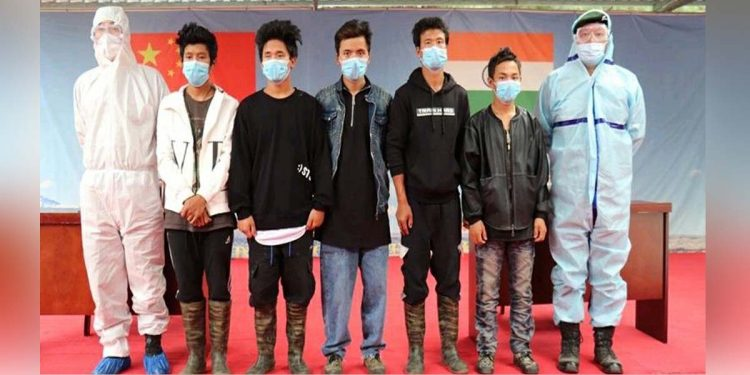 5 Arunachalee youths
