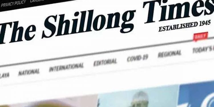 IJU expresses concern on the sacking of three journalists of The Shillong Times 1