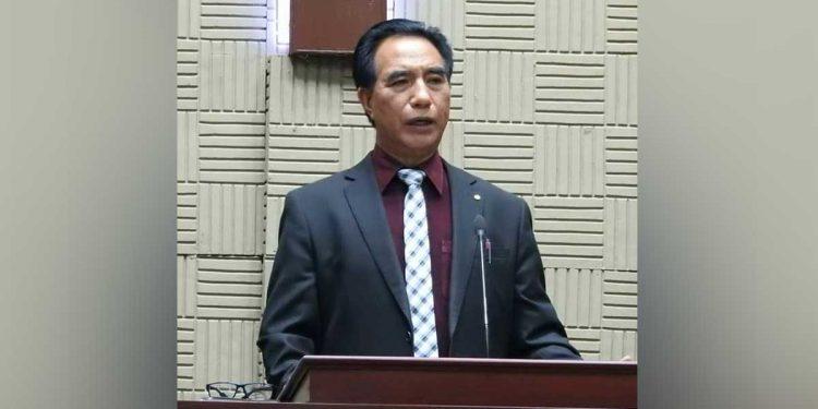Mizoram independent MLA Lalduhoma