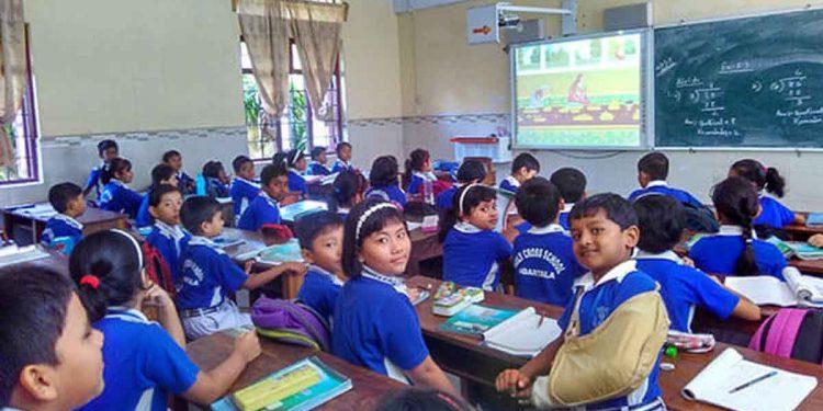 Nagaland school