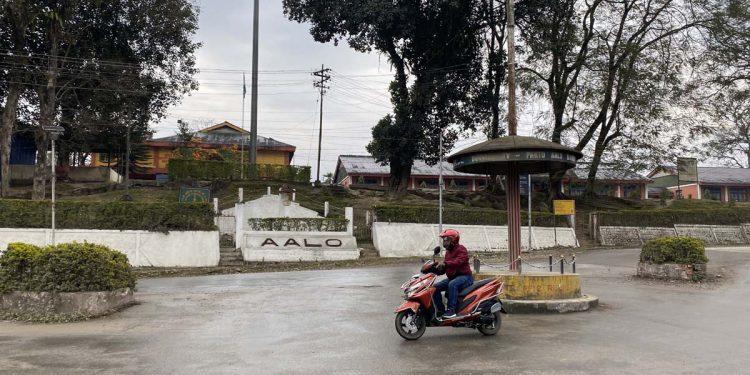 Aalo town