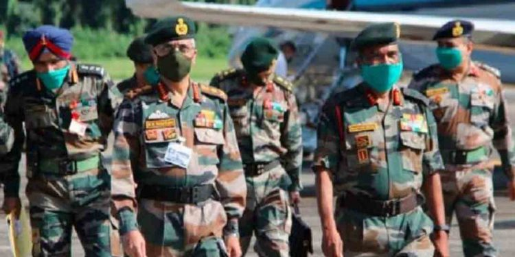 Army Chief reaches Ladakh amid India-China tensions, to review operational preparedness at LAC 1