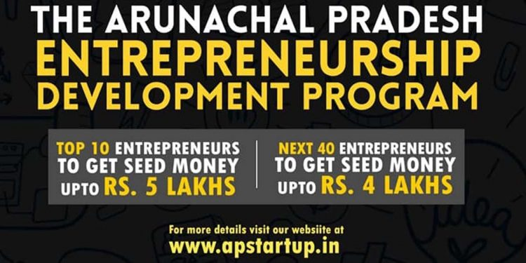 Arunachal Pradesh Entrepreneurship Challenge-2020