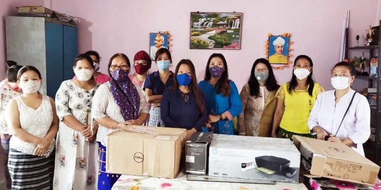 Arunachal Pradesh women officers