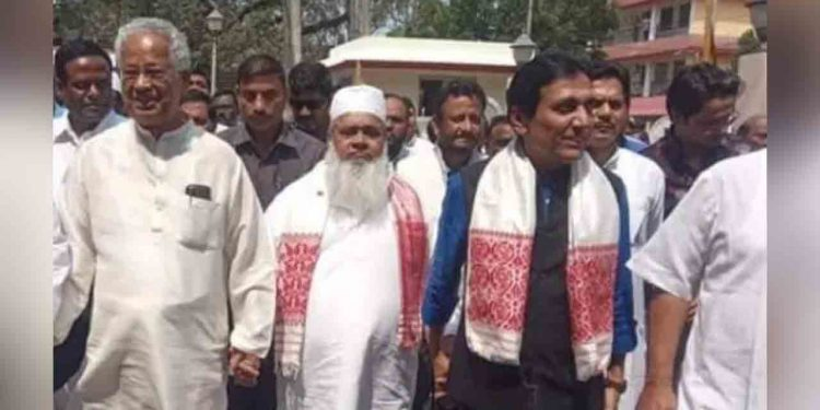 Congress-AIUDF alliance has brought Congress' anti-Assamese character to the fore: BJP 1