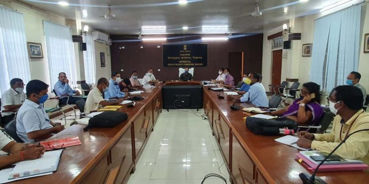 DDMA review meeting