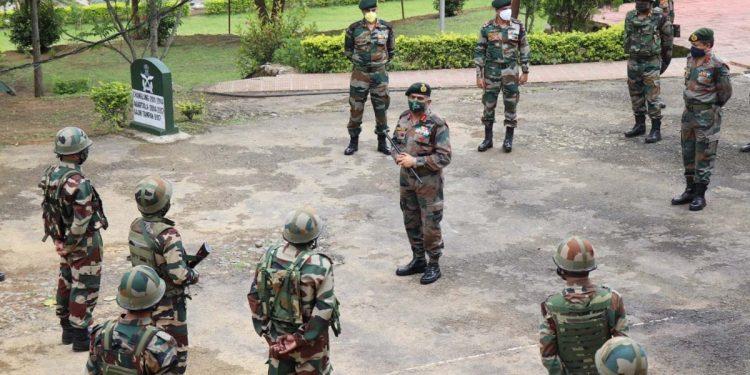 DG of Assam Rifles