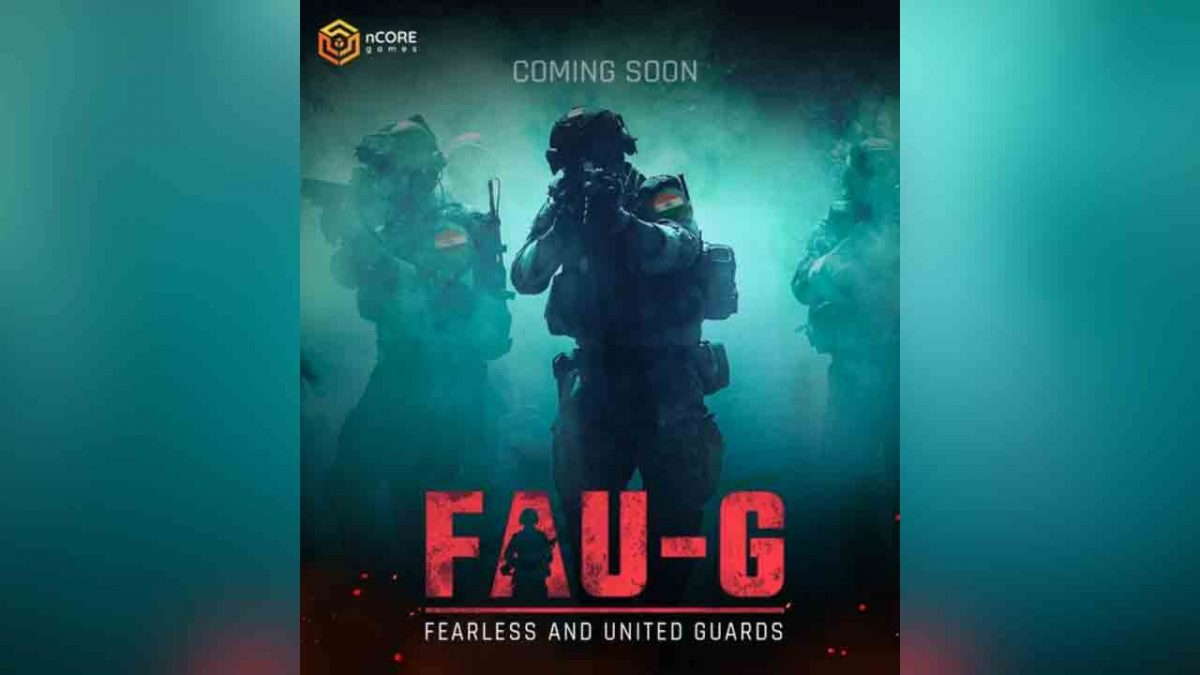 Akshay Kumar Launches FAU-G after PUBG Ban in India