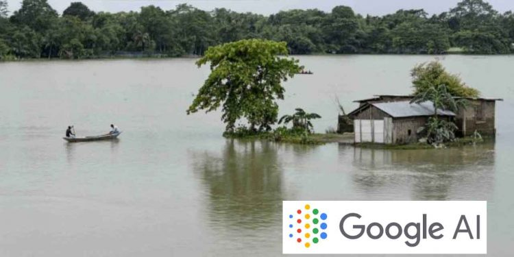 Google Artificial Intelligence tool helps in flood forecasts in India, Bangladesh 1